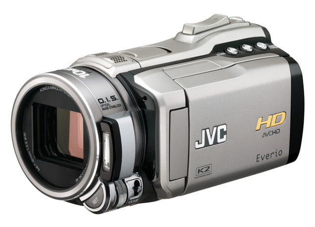 JVC HD Everio GZ-HM1 Camcorder
