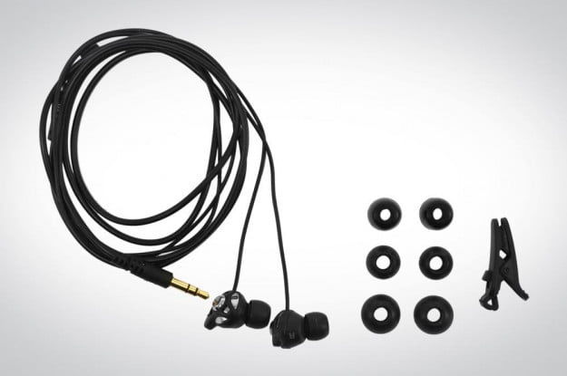JVC HA FX40 review headphones accessories earbud sizes cable clip