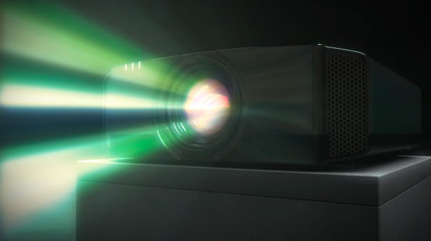 How to install a video projector