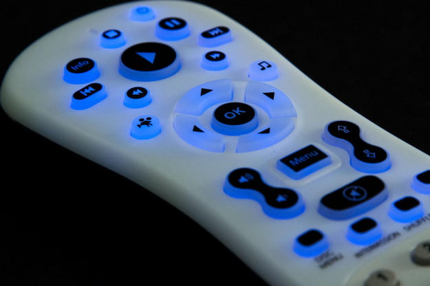 Kaleidescape Cinema One remote angle