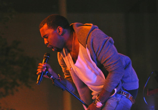 kanye west threatens legal action against the pirate bay v