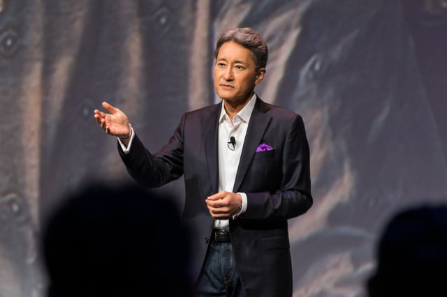 sony will make an ultra hd blu ray player to be released in  kaz hirai ces