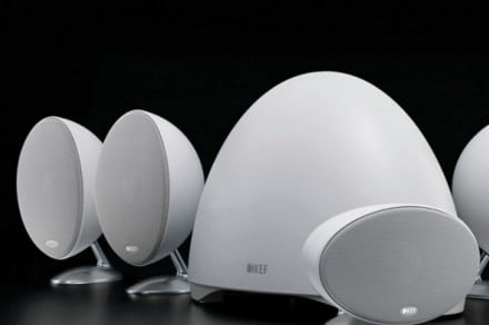 KEF E-Series Featured