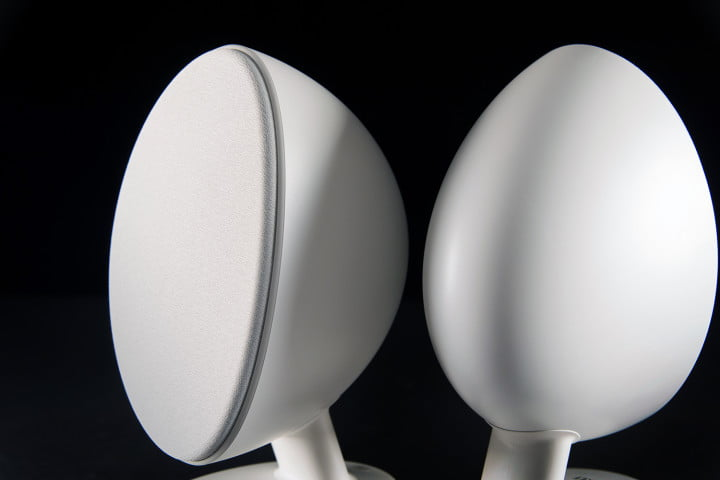 kef egg review wireless digital music system