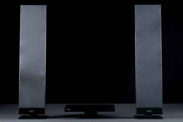KEf V300 speakers full