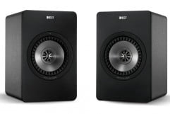 kef x  a review press image