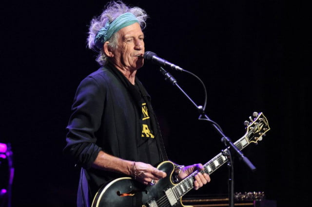 rap is for tone deaf people says keith richards