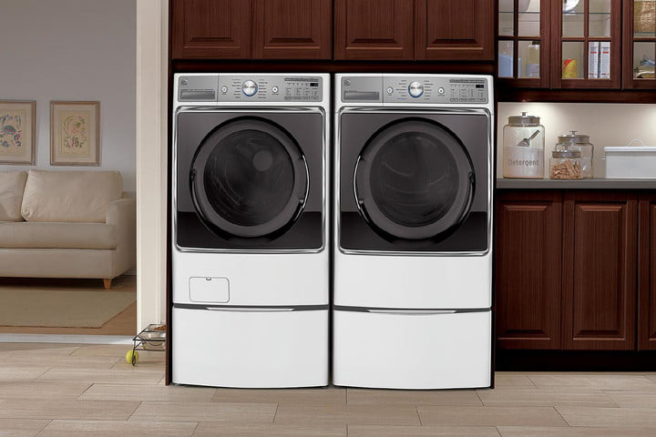 Electrolux Perfect Steam EFLS617SIW Front-Load Washer