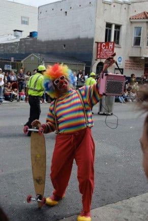 kenny the clown stolen ipad