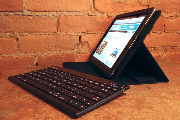 Kensington KeyFolio Expert ipad keyboard dock case