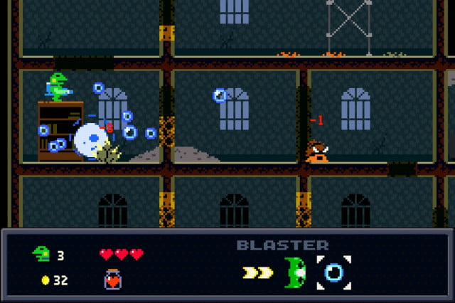 cave story follow up kero blaster coming to steam header