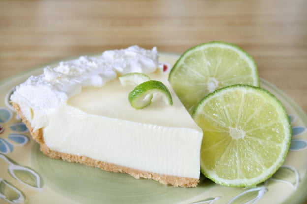 key lime pie shutterstock