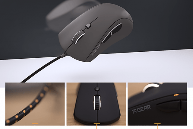 esports team fnatic simplifies competitive gaming brand new line peripherals keypoints mouse copy