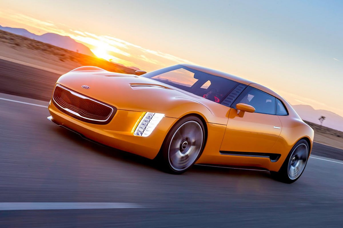 kia to launch sports car by  news pictures gt stinger