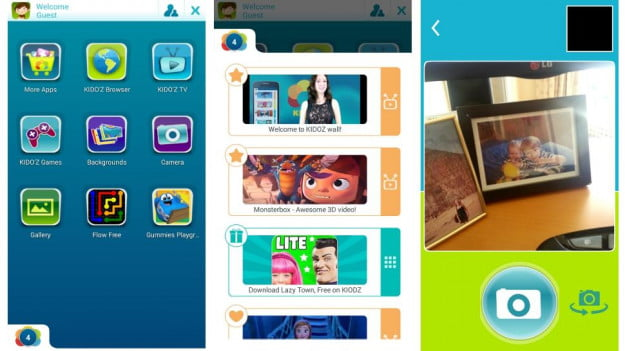 KIDOZ_Android_apps_screenshot