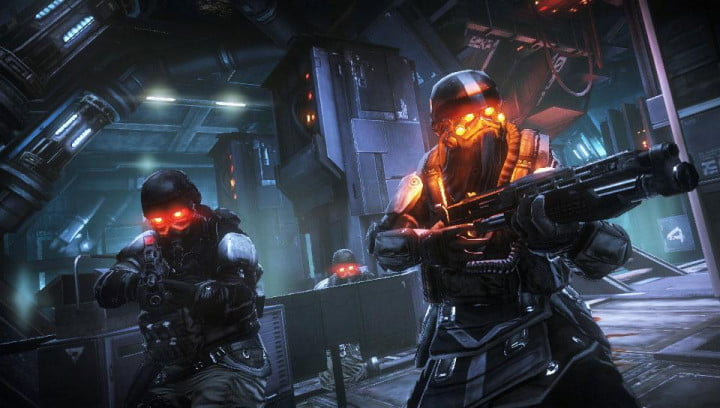 killzone mercenary review screenshot