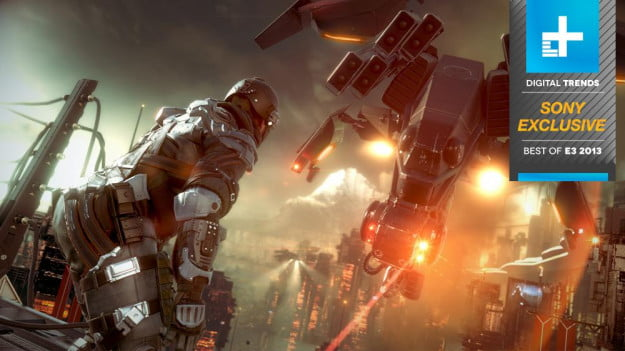 Killzone Shadow Fall best of e3 2013 Digital Trends