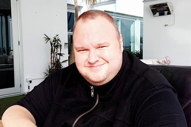 megaupload extradition case kim dotcom