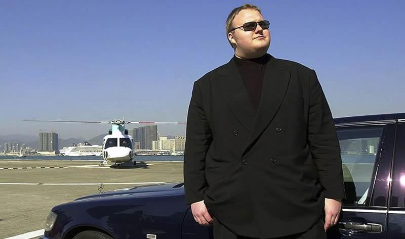 Megaupload Owner Found Hiding In Safe Room With Sawed Off