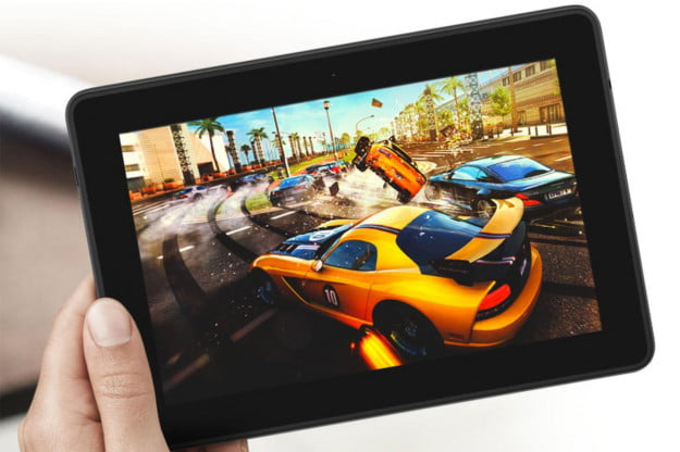 Kindle Fire HDX Game
