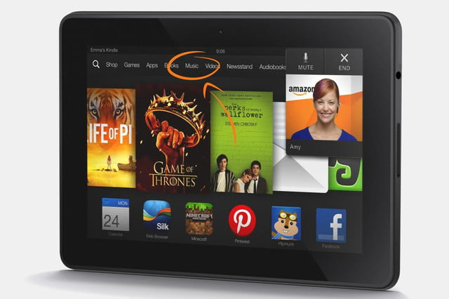 amazon mayday button interesting uses kindle fire