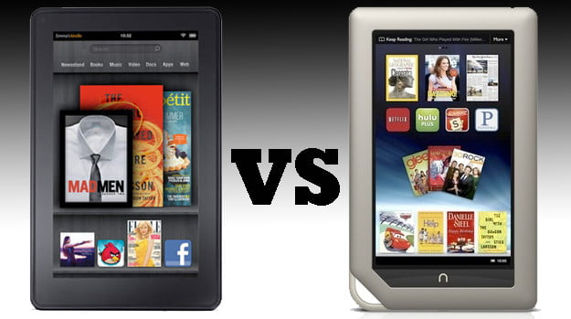 Is the Amazon Kindle in trouble?