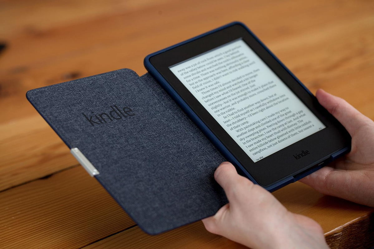 how to read epub books on your kindle header image