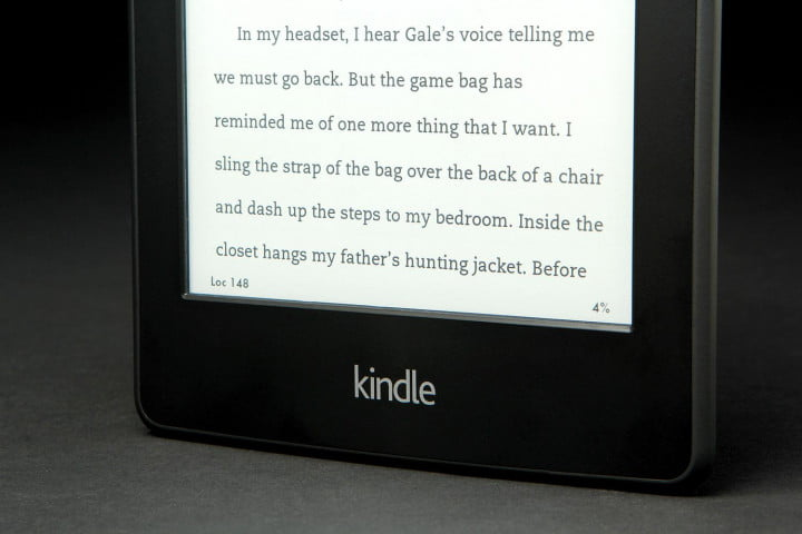 amazon kindle paperwhite  review paper white bottom screen