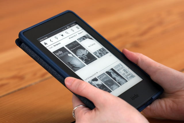 online shopper orders kindle but receives patients tumor sample instead paperwhite