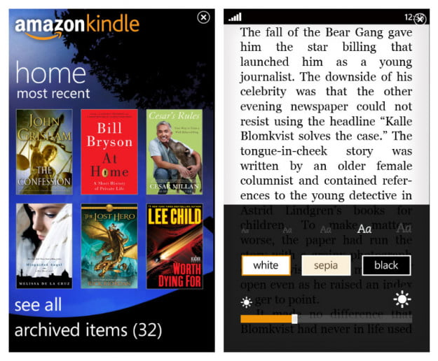 kindle-windows-phone-7-app