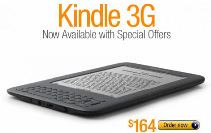 kindle3G_special offers