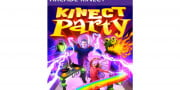 just dance  wii u review kinect party cover art