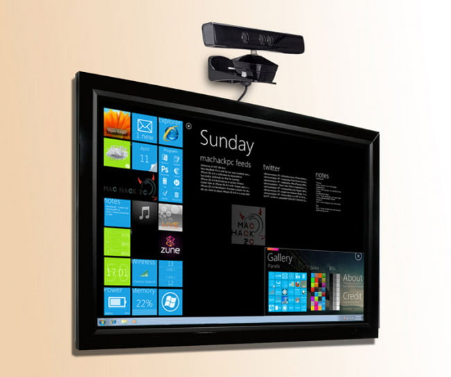 Kinect Windows 8