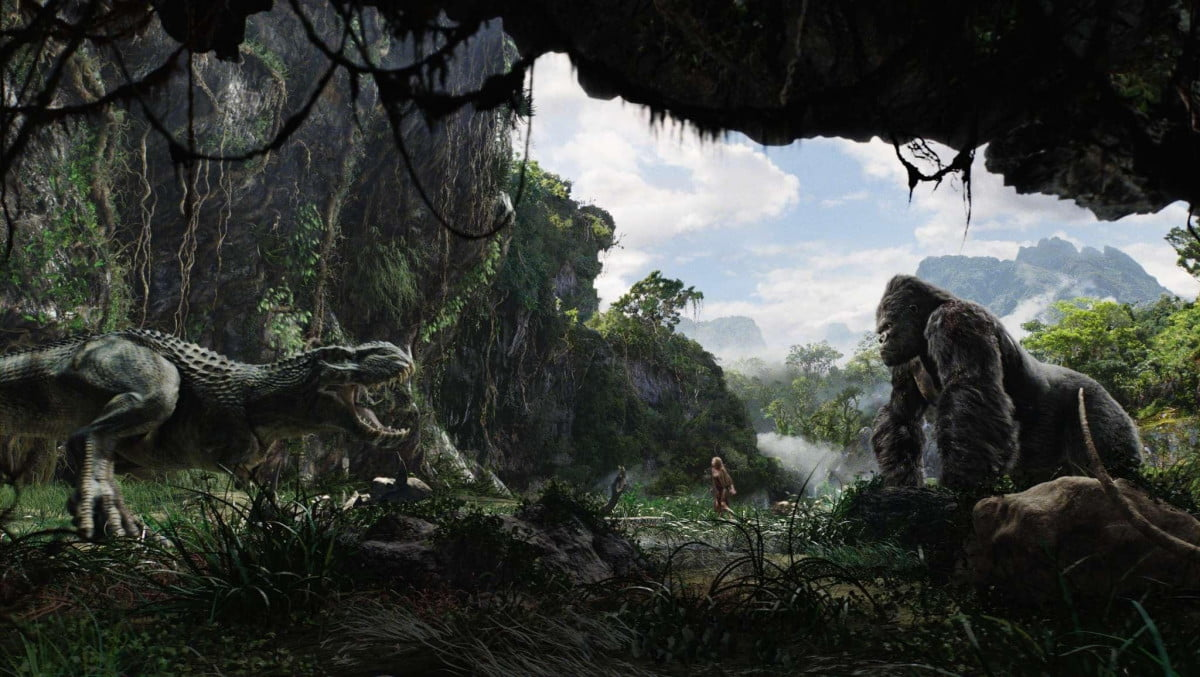 kong skull island gets new title release date official synopsis j k simmons king