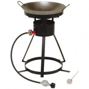 King Kooker outdoor wok