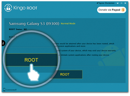 Kinga Android Root
