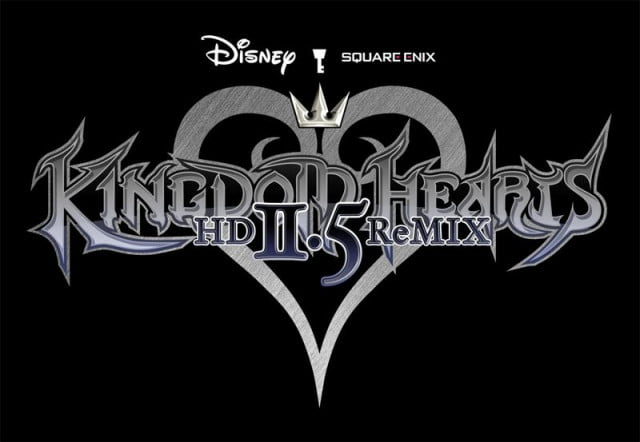 kingdom hearts  remix revealed coming to ps in hd