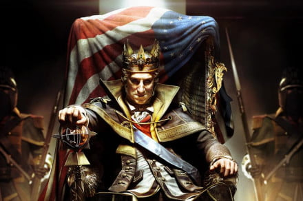 Assassin's Creed III -- The Tyranny of King George