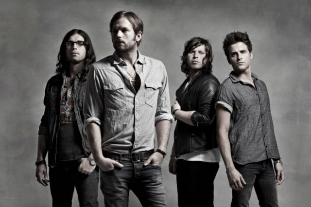 kings of leon play new year nashville set to finish album