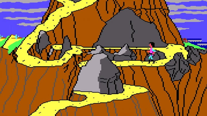 gods will be watching recalls the golden era of classic games king  s quest iii to heir is human