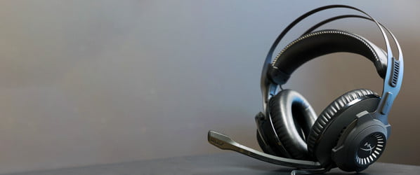 Kingston's Revolver S headset is locked and loaded for every gaming system