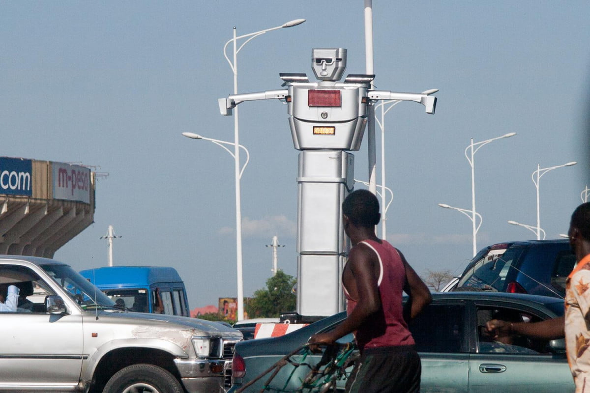 will obey robot overlords research says likely kinshasa traffic