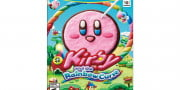 super mario  d world review kirby and the rainbow curse cover art