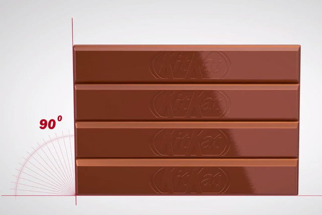 nestle mocks apple in kitkat  ad