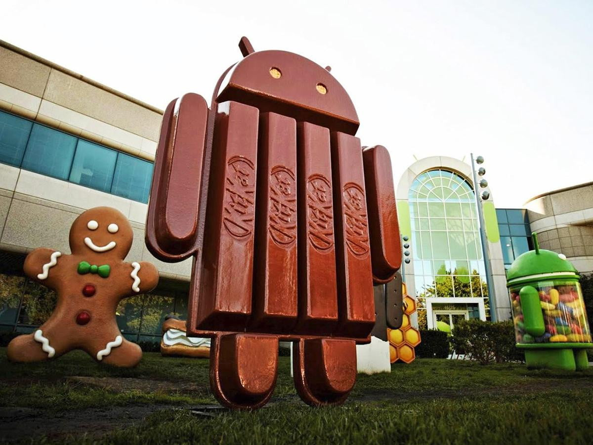 new android phones must run kitkat says google memo large