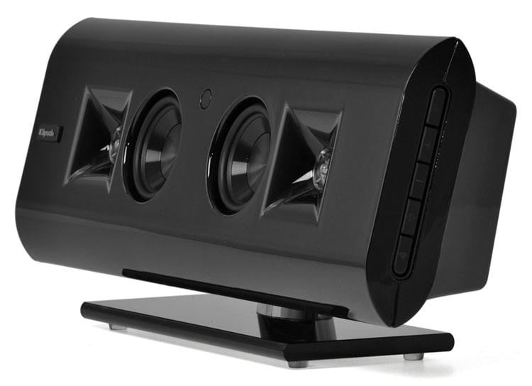 klipsch-gallery-g-17-airplay-speaker-front-angle-no-grill