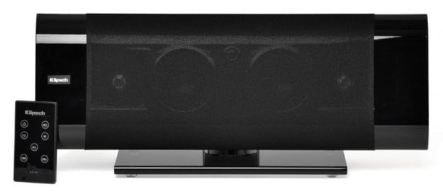 klipsch-gallery-g-17-review-airplay-speaker-front-controller
