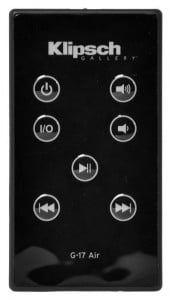 klipsch-gallery-g-17-airplay-speaker-remote-vertical