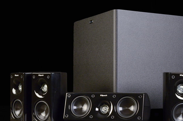klipsch hd theater 600 macro