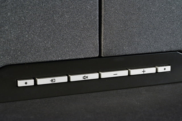 klipsch hd theater sb  soundbar controls macro